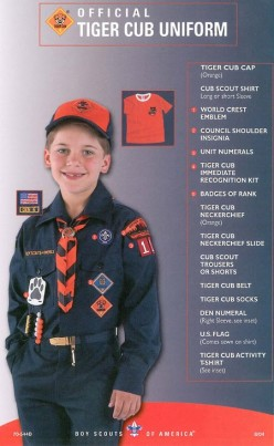 uniform_TigerCub