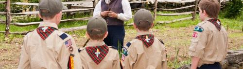 Scout banner (1)